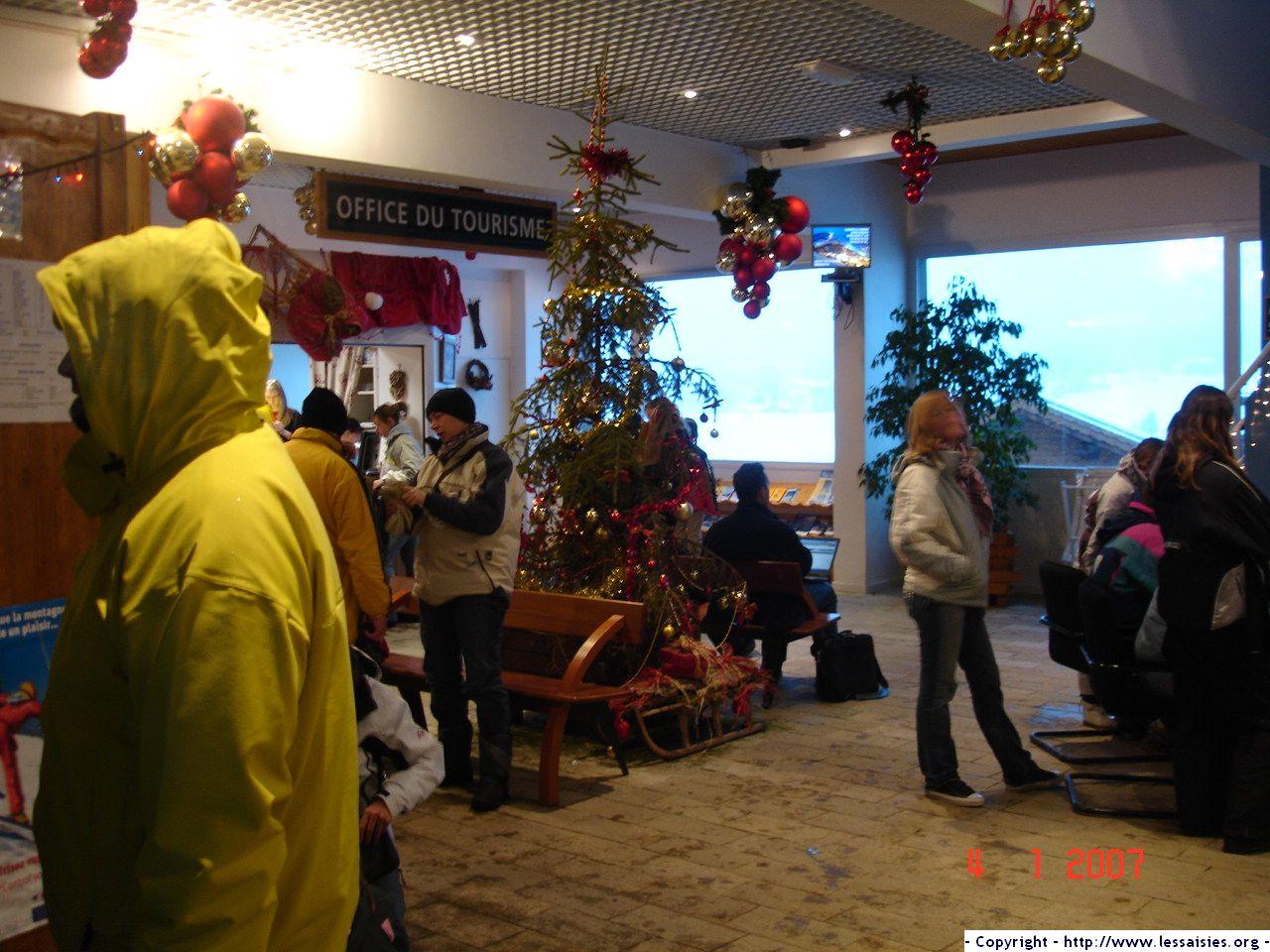 Les saisies station de ski savoie france archives photos - Office de tourisme les saisies ...
